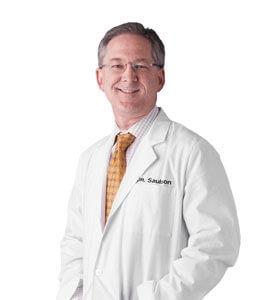 Roger M. Saulson, M.D.