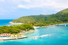 Haiti from a birds eye view