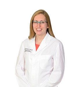 Elizabeth Verner-Cole, MD.