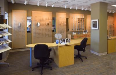 North Portland optical shop