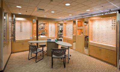 Northeast optical shop