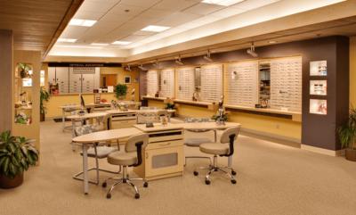 Oregon city optical shop